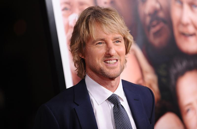 "HOLLYWOOD, CA - DECEMBER 13: Actor Owen Wilson attends the premiere of ""Father Figures"" at TCL Chinese Theatre on December 13, 2017 in Hollywood, California. (Photo by Jason LaVeris/FilmMagic)"