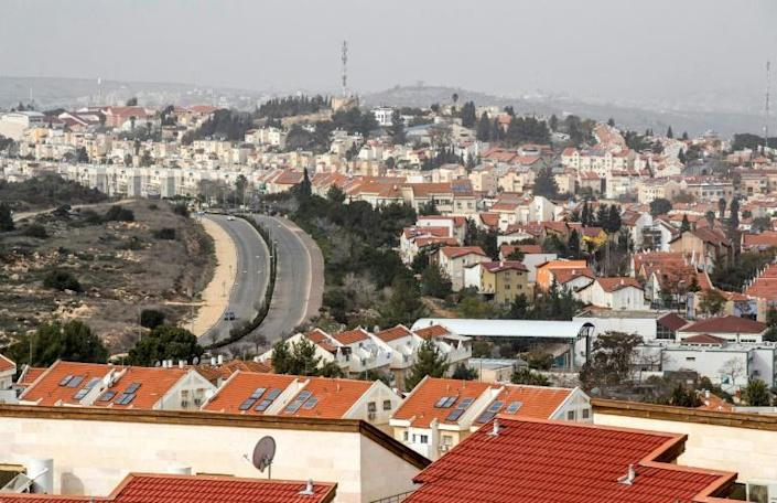 Israeli settlements are located in what is known as Area C of the West Bank, which accounts for some 60 percent of the territory (AFP Photo/JACK GUEZ)