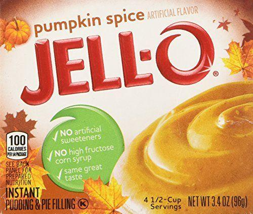 """<p><strong>Jell-O</strong></p><p>amazon.com</p><p><strong>$12.28</strong></p><p><a href=""""https://www.amazon.com/dp/B005ZVA2RK?tag=syn-yahoo-20&ascsubtag=%5Bartid%7C1782.g.22727687%5Bsrc%7Cyahoo-us"""" rel=""""nofollow noopener"""" target=""""_blank"""" data-ylk=""""slk:Shop Now"""" class=""""link rapid-noclick-resp"""">Shop Now</a></p><p>For when you want pumpkin that wiggles.</p>"""