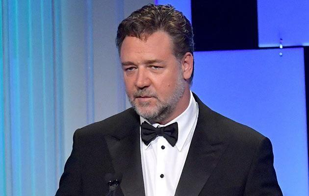 Russell Crowe. Source: Getty
