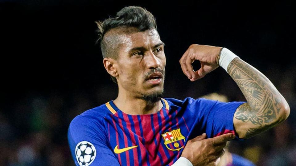 Paulinho | Power Sport Images/Getty Images