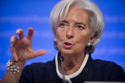 IMF chief sees little alternative to austerity