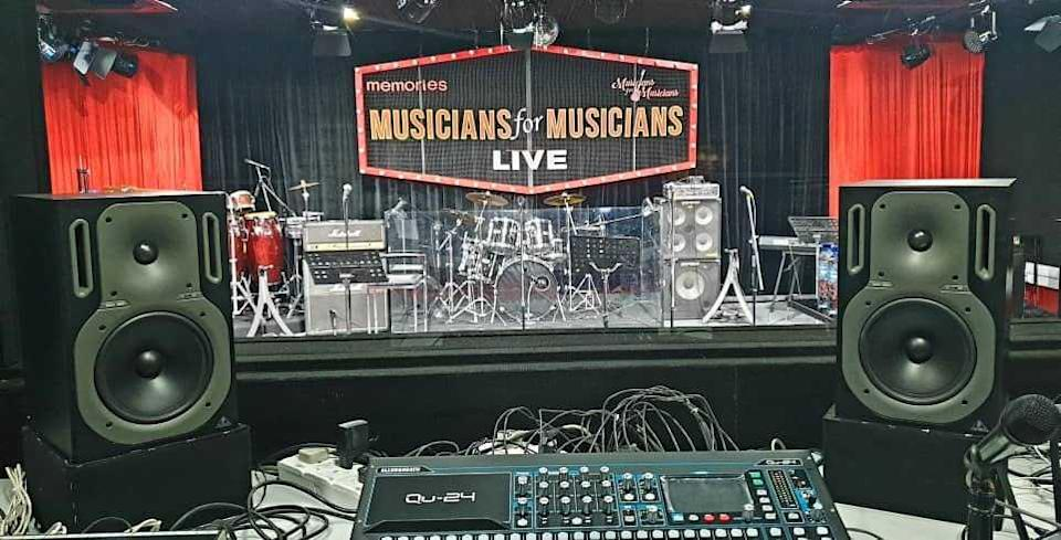 The studio is fitted with all the proper sound and technical equipment. — Picture courtesy of Musicians for Musicians