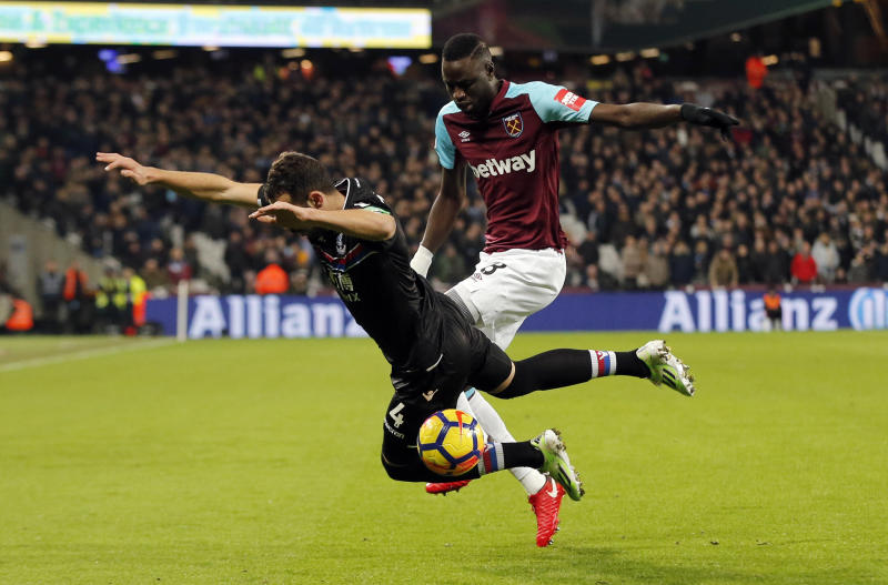 West Ham sacks executive accused of racism