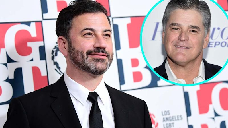 Jimmy Kimmel Is Back to Making Jokes at Sean Hannity's Expense