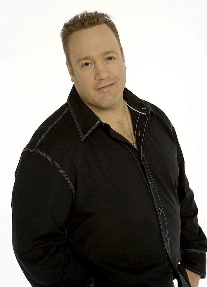 Kevin James stars in The King Of Queens.