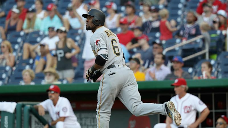 Pirates' Starling Marte suspended 80 games after positive steroid test
