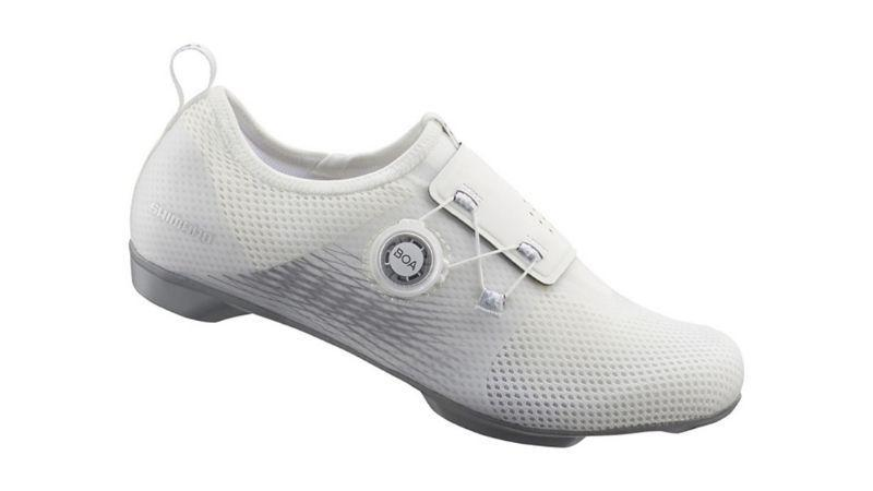 Best women's indoor cycling shoes: Shimano IC5 cycling shoes