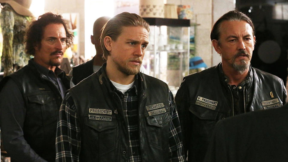 'Sons of Anarchy'. (Credit: FX)