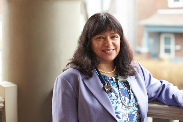 Dr. Anna Banerji, an Infectious Disease Specialist at the University of Toronto. (Supplied)