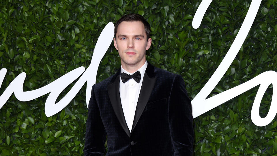 Nicholas Hoult attends The Fashion Awards 2019 at the Royal Albert Hall on December 02, 2019. (Photo by Karwai Tang/WireImage)