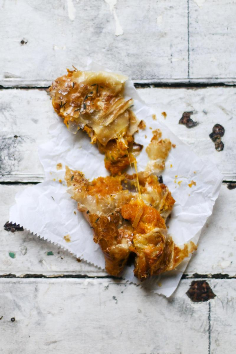 Cheesy Kabocha Turnovers Make a Perfect Thanksgiving Appetizer