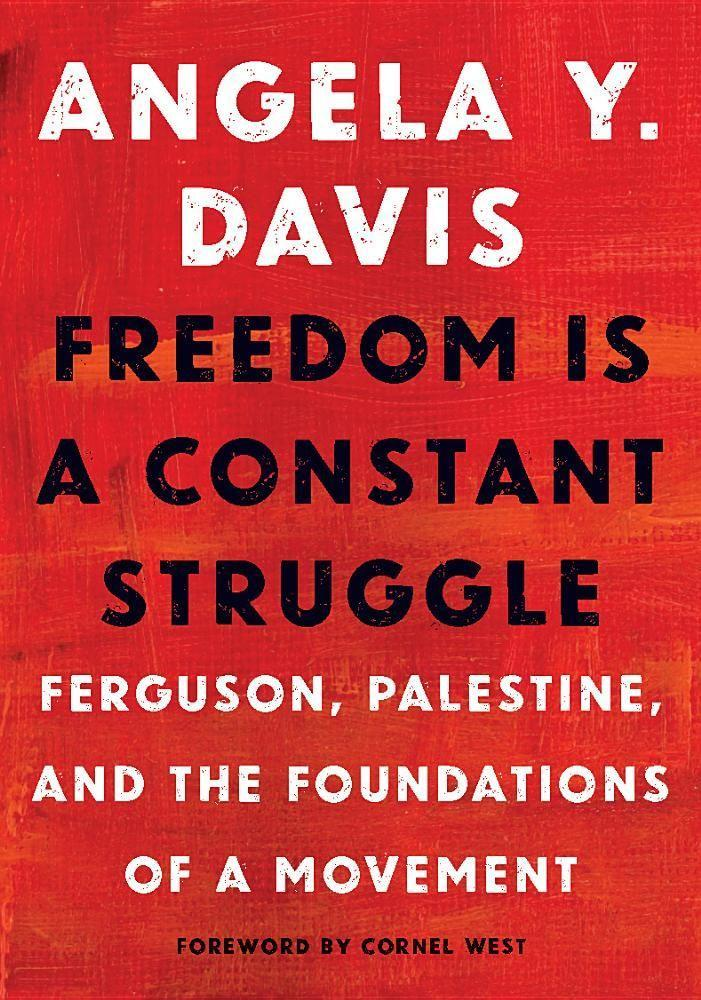 """<p><strong>Angela Y. Davis</strong></p><p>bookshop.org</p><p><strong>$14.67</strong></p><p><a href=""""https://go.redirectingat.com?id=74968X1596630&url=https%3A%2F%2Fbookshop.org%2Fbooks%2Ffreedom-is-a-constant-struggle-ferguson-palestine-and-the-foundations-of-a-movement%2F9781608465644&sref=https%3A%2F%2Fwww.goodhousekeeping.com%2Flife%2Fentertainment%2Fg32842006%2Fblack-history-books%2F"""" rel=""""nofollow noopener"""" target=""""_blank"""" data-ylk=""""slk:Shop Now"""" class=""""link rapid-noclick-resp"""">Shop Now</a></p><p>Powerhouse activist Angela Y. Davis reveals the connection between Black feminism, prison abolition, and liberation struggles that stretch from South Africa to Ferguson and Palestine in this powerful collection of essays, speeches, and interviews. You'll realize how similar the struggle for freedom really is the world over, no matter which forces you're railing against.</p><p><strong>RELATED:</strong> <a href=""""http://www.goodhousekeeping.com/life/entertainment/g32766962/best-books-by-black-authors/"""" rel=""""nofollow noopener"""" target=""""_blank"""" data-ylk=""""slk:25 Books By Black Authors to Add to Your Reading List"""" class=""""link rapid-noclick-resp"""">25 Books By Black Authors to Add to Your Reading List</a></p>"""