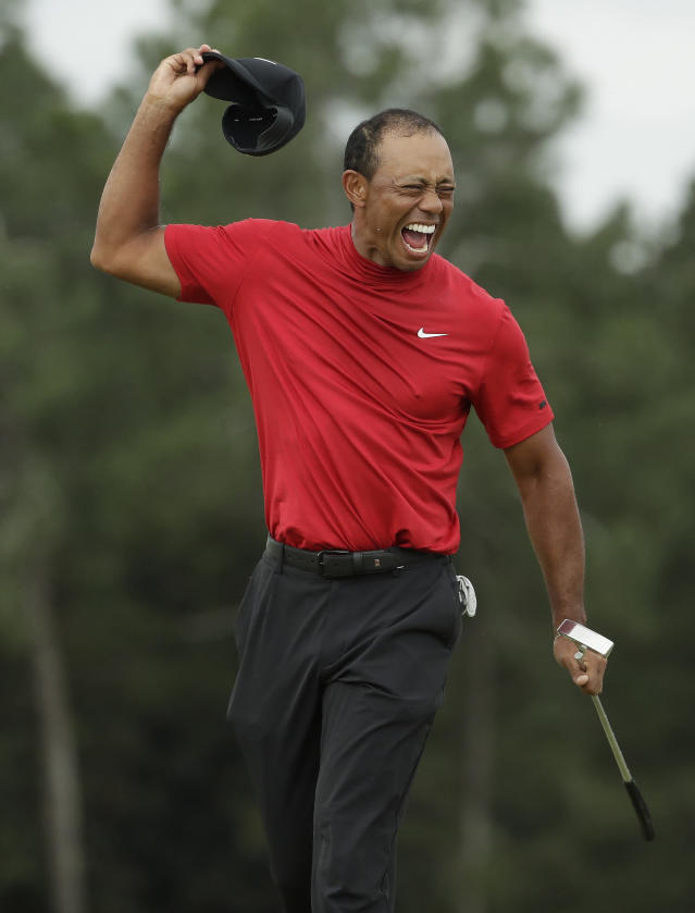 <p>Finally, he's back. After so many ups and downs through the past 11 years, Tiger was once again crowned Masters champion in 2019 after a thrilling four days in Augusta. </p>