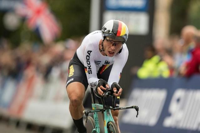 Tony Martin is skipping the 2020 Olympics to focus on the world championships (AFP Photo/OLI SCARFF)