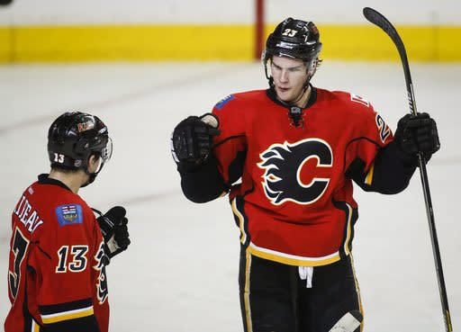 Truculence reigns supreme in Calgary's 4-2 win over Vancouver