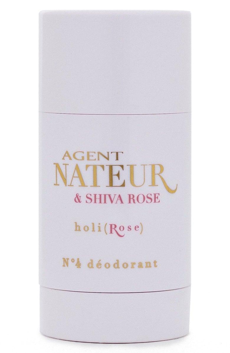 <p>This <span>Agent Nateur holi(rose) No4 Deodorant</span> ($26) lasts all day long without me having to reapply, and doesn't irritate my skin. Plus, it smells like a rose garden.</p>