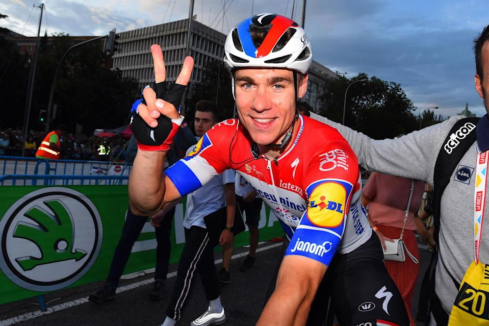 Deceuninck-QuickStep's Fabio Jakobsen is the Netherlands' last winner of a Grand Tour stage, having won on the final day of the 2019 Vuelta a España. However, after a horrific, season-ending crash at the 2020 Tour de Pologne, the Dutch sprinter was unable to take part in any of the Grand Tours in 2020