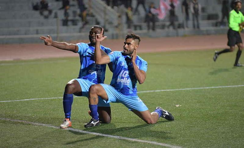Aizawl and Punjab played out a 3-3 draw which was filled with drama. AIFF