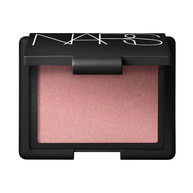"""The royal also told <a href=""""https://beautybanter.com/banter-babe-meghan-markle"""" target=""""_blank"""" rel=""""noopener noreferrer"""">Beauty Banter</a> she loves the Nars blush in Orgasm for a """"perfect rosy flush that brightens the face.""""<br /><br /><strong><a href=""""https://www.narscosmetics.com/USA/orgasm-blush/0607845040132.html"""" target=""""_blank"""" rel=""""noopener noreferrer"""">Nars blush in Orgasm</a>, $30</strong>"""
