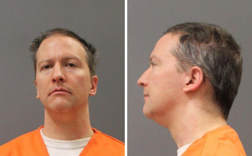 Derek Chauvin's prison system mugshot was taken Tuesday after a jury convicted him of three counts in the May 25, 2020, murder George Floyd. (Photo: Minnesota Department of Corrections)