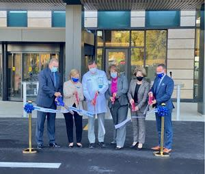 The doTERRA Center for Integrative Oncology was introduced to the public as part of the grand opening of the new St. Elizabeth Healthcare Cancer Center on October 1, 2020.