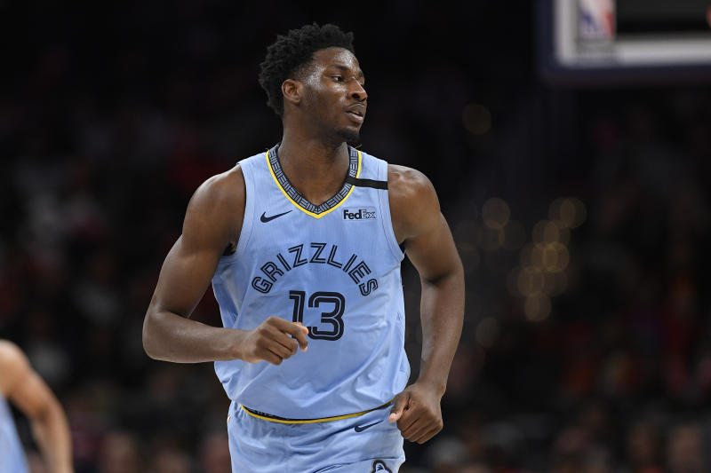 Memphis Grizzlies forward Jaren Jackson Jr.