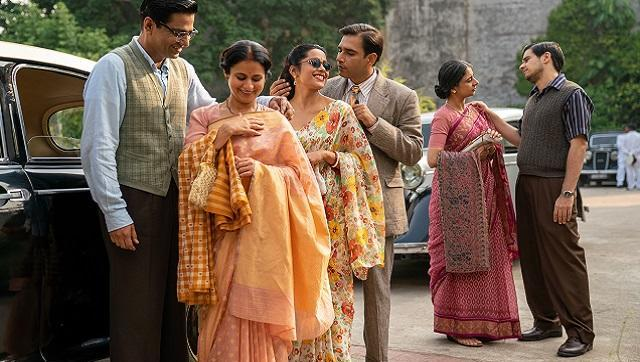 A still from A Suitable Boy