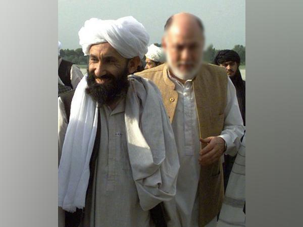 Mullah Mohammad Hassan Akhund during his Pakistan visit in 1999. He was the foreign minister of Afghanistan then. (Picture/Reuters)