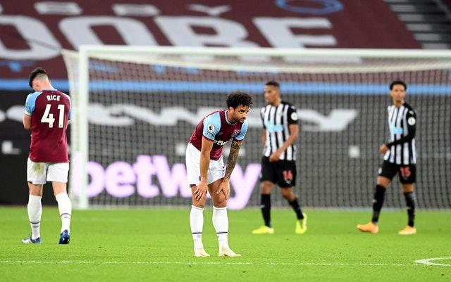 West Ham suffered a disappointing 2-0 home defeat to Newcastle on the opening day