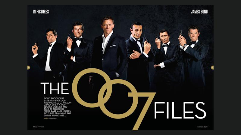 Total Film's 007 feature