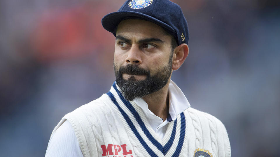 For the first time in nearly four years, Virat Kohli has fallen below an Indian teammate in the ICC's batting rankings. (Photo by Visionhaus/Getty Images)