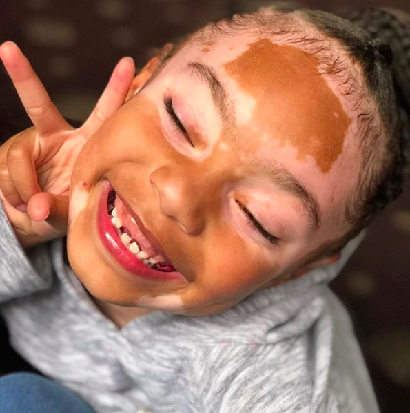 Now Maya is helping others love themselves. Photo: Instagram