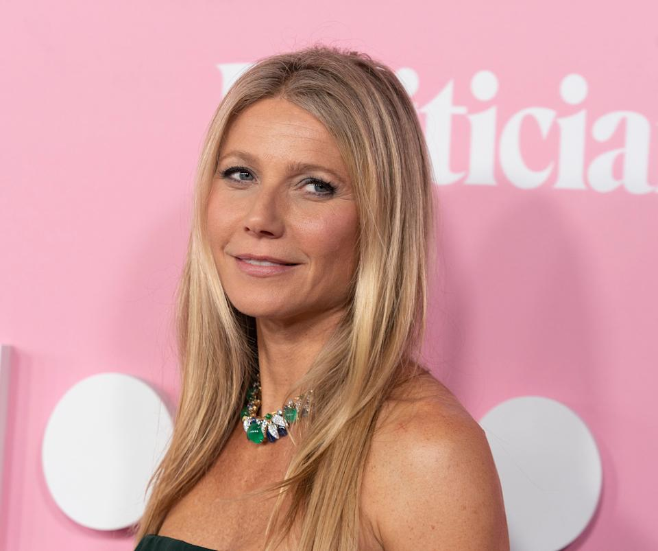 Gwyneth Paltrow attends Netflix The Politician premiere at DGA Theater (Photo by Lev Radin/Pacific Press/Sipa USA) (Photo: SIPA USA/PA Images)