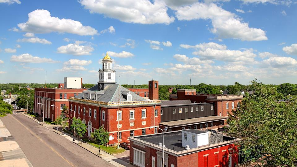 Brockton is a city in Plymouth County, Massachusetts, United States; the population was 93,810 in the 2010 Census.
