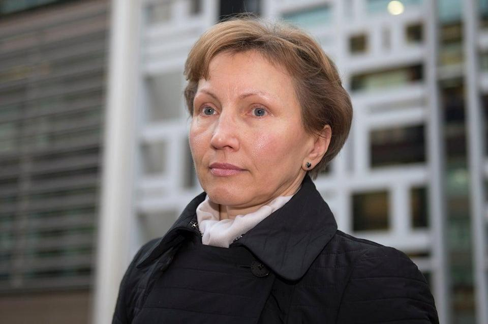 Marina Litvinenko, the wife of former Russian spy Alexander Litvinenko, took her case to the European Court of Human Rights. (Anthony Devlin/PA) (PA Archive)