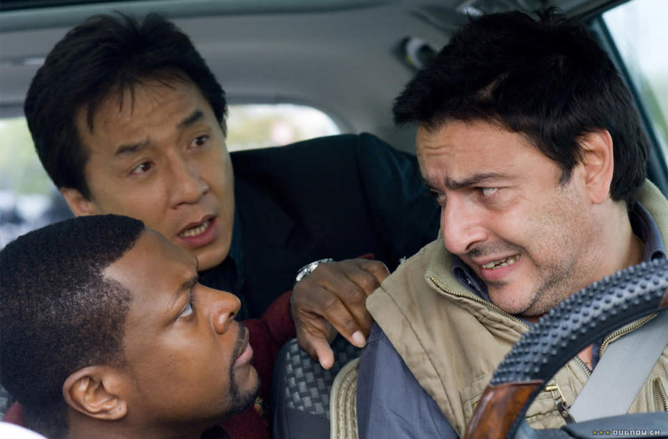 'Rush Hour 3' - £178 million: The figure made by this painfully turgid threequel is astonishing, though almost matched for sheer jaw-drop-i-tude by the fact that Chris Tucker was paid £35 million for the role. That's, like, half a hospital!