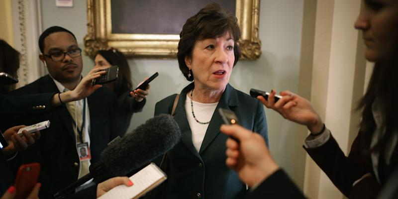 Collins announces support for Kavanaugh, making chances of confirmation almost certain