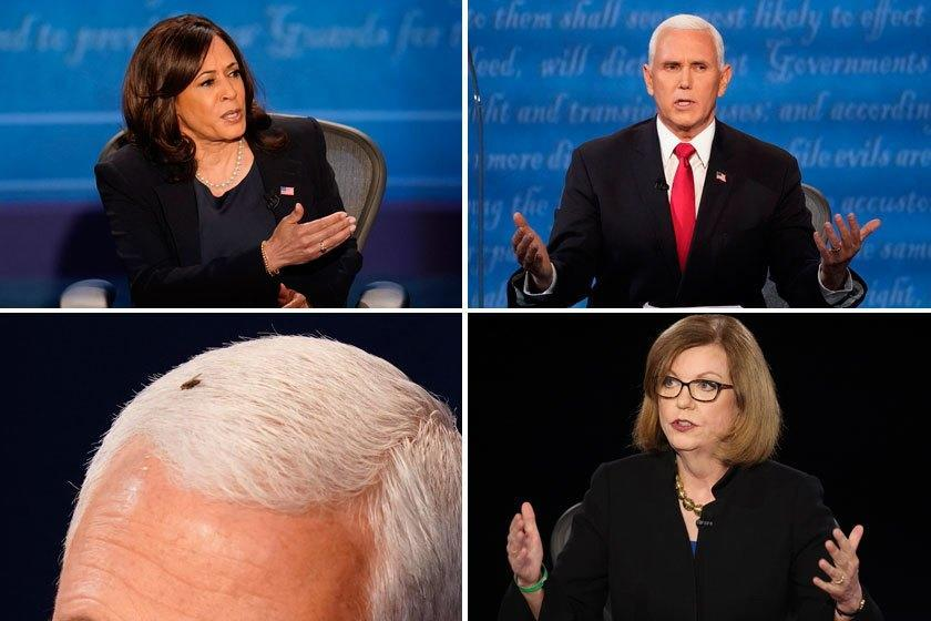 Takeaways from Wednesday's vice presidential debate between Kamala Harris and Mike Pence.