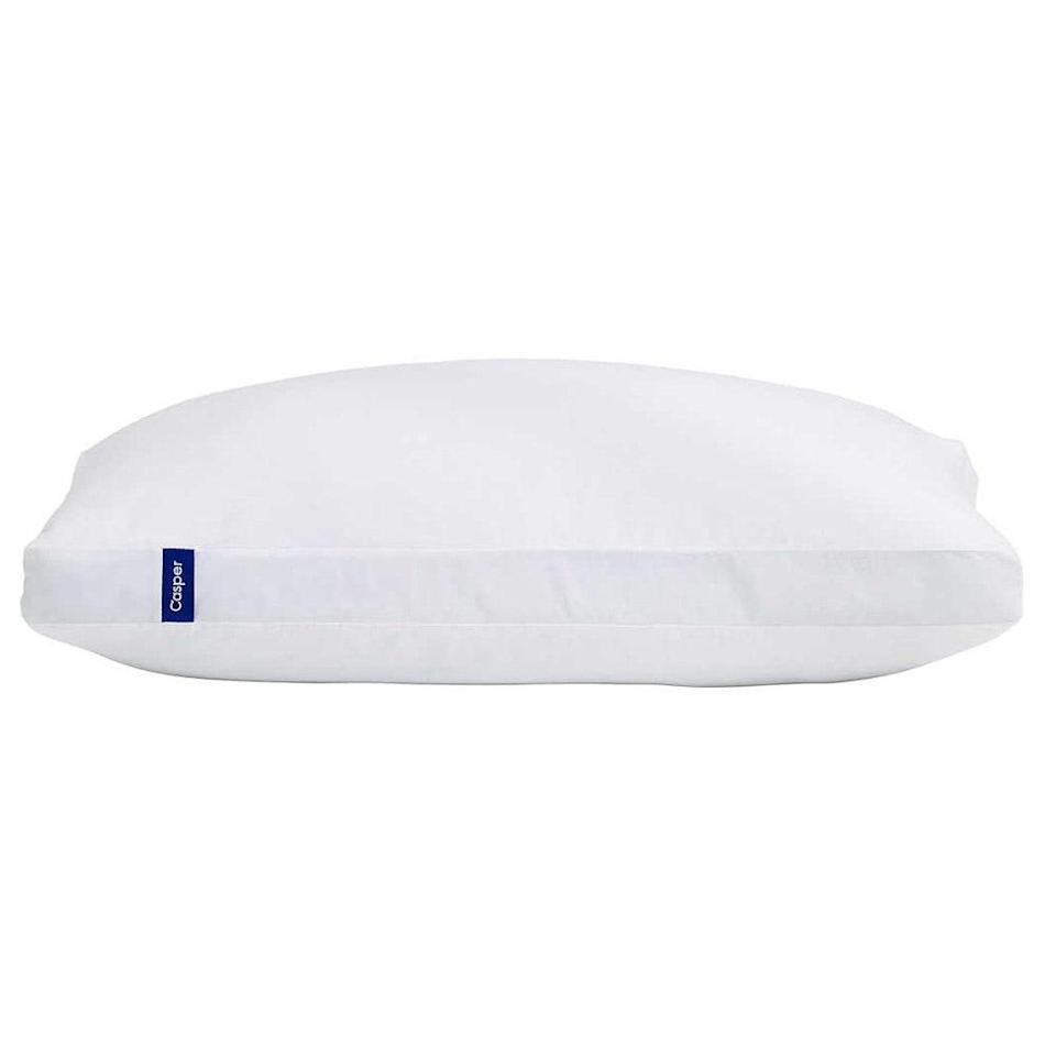 """<p>If there's one thing you can do to improve a friend's sleep habits, it's investing in a good <a href=""""https://www.allure.com/gallery/best-memory-foam-pillows-for-every-sleeper-orthopedic-reviews?mbid=synd_yahoo_rss"""" rel=""""nofollow noopener"""" target=""""_blank"""" data-ylk=""""slk:foam pillow"""" class=""""link rapid-noclick-resp"""">foam pillow</a> so that their head and neck are properly and comfortably supported. (There's a friendship analogy in there somewhere.) </p> <p>Of course, you'll want to get a good idea of your friend's sleeping preferences, but no matter what the position, a """"neutral neck"""" is ideal. That means the neck doesn't bend from one side to the other while they sleep, <a href=""""https://nyulangone.org/doctors/1417115767/charla-r-fischer"""" rel=""""nofollow noopener"""" target=""""_blank"""" data-ylk=""""slk:Charla Fischer"""" class=""""link rapid-noclick-resp"""">Charla Fischer</a>, an orthopedic surgeon at NYU Langone's Spine Center, <a href=""""https://www.allure.com/gallery/best-pillow-for-side-sleepers?mbid=synd_yahoo_rss"""" rel=""""nofollow noopener"""" target=""""_blank"""" data-ylk=""""slk:previously told Allure"""" class=""""link rapid-noclick-resp"""">previously told <em>Allure</em></a><em>.</em> </p> <p>To get more specific, we also rounded up The Casper Original Pillow as one of the best choices for <a href=""""https://www.allure.com/gallery/best-pillow-for-side-sleepers?mbid=synd_yahoo_rss"""" rel=""""nofollow noopener"""" target=""""_blank"""" data-ylk=""""slk:side sleepers"""" class=""""link rapid-noclick-resp"""">side sleepers</a>. If you want to go above and beyond, add a <a href=""""https://www.allure.com/gallery/best-pillowcases-improve-hair-skin-benefits?mbid=synd_yahoo_rss"""" rel=""""nofollow noopener"""" target=""""_blank"""" data-ylk=""""slk:silk pillowcase"""" class=""""link rapid-noclick-resp"""">silk pillowcase</a> so they'll not only sleep more deeply but wake up with smoother hair too.<br> <br> <strong>$89 to $119</strong> (<a href=""""https://www.amazon.com/Casper-Sleep-Pillow-Sleeping-Standard/dp/B07YVRT6WY"""" rel=""""nofollow noopener"""" target=""""_blank"""" dat"""