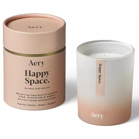 Happy Space Soy Wax Candle