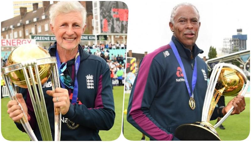 Eoin Morgan, Joe Root, Jofra Archer and Jonny Bairstow as Old Fellas! CWC Twitter Handle Uses Faceapp to Age Pics of England Winners