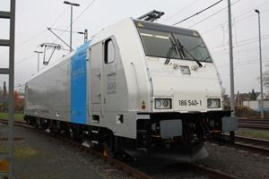 The 200th TRAXX locomotive for Railpool is a multi-system locomotive which can run under the four main European railway electrification systems.