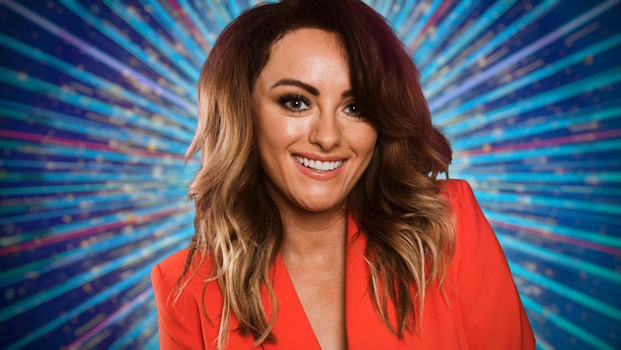 Strictly Come Dancing -  Katie McGlynn (BBC)
