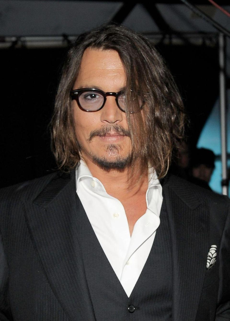 "<p>Depp almost died in 2011 when he was flying in a small plane with Bruce Robinson. Depp told <em>Live Magazine</em> (via <a href=""https://www.huffpost.com/entry/johnny-depps-plane-engine_n_1071782"" data-ylk=""slk:HuffPost"" class=""link rapid-noclick-resp"">HuffPost</a>), ""The sound of the engines stopped. There was silence. Bruce and I were looking at each other and I think I said, 'Is this it?' It was like this weird extended moment when you're just floating for a second, and you could feel this unpleasant descent."" Luckily, it kicked back on soon afterward.</p>"