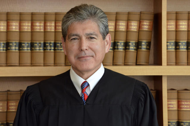 "<span class=""s1"">Judge Dana Sabraw on July 17. (Photo: Martin Panuco/U.S. District Court in the Southern District of California via AP)</span>"