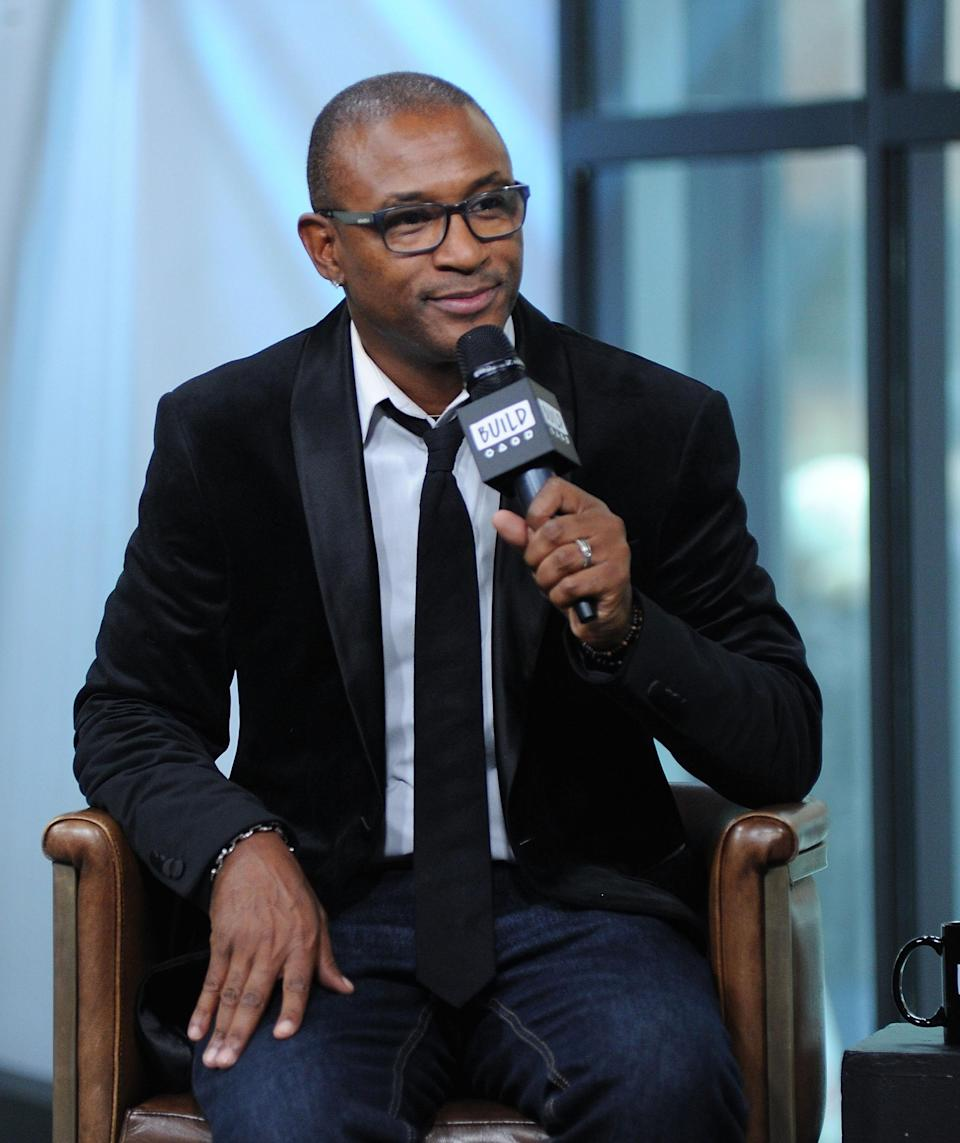 Tommy Davidson opens up about surviving addiction in Red Table Talk. (Photo: Getty Images)