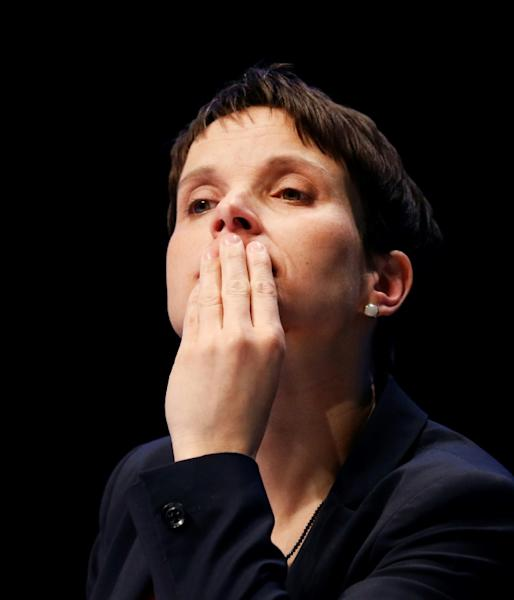 "Frauke Petry wants the party to adopt a policy of ""realpolitik"" to get into power"