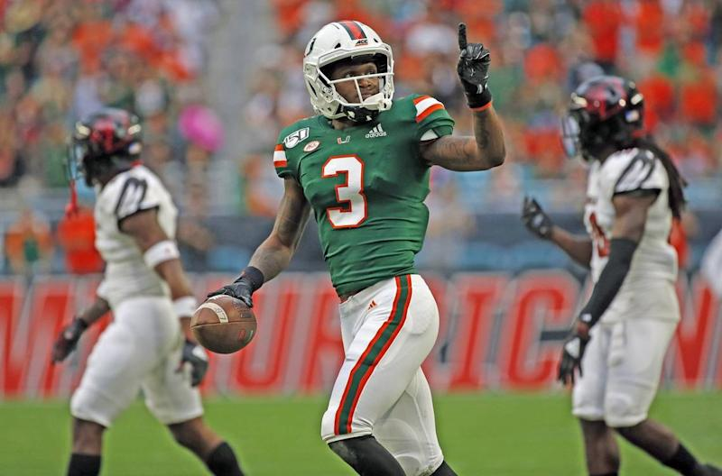 Miami Hurricanes explain why they want a college football season to happen in 2020