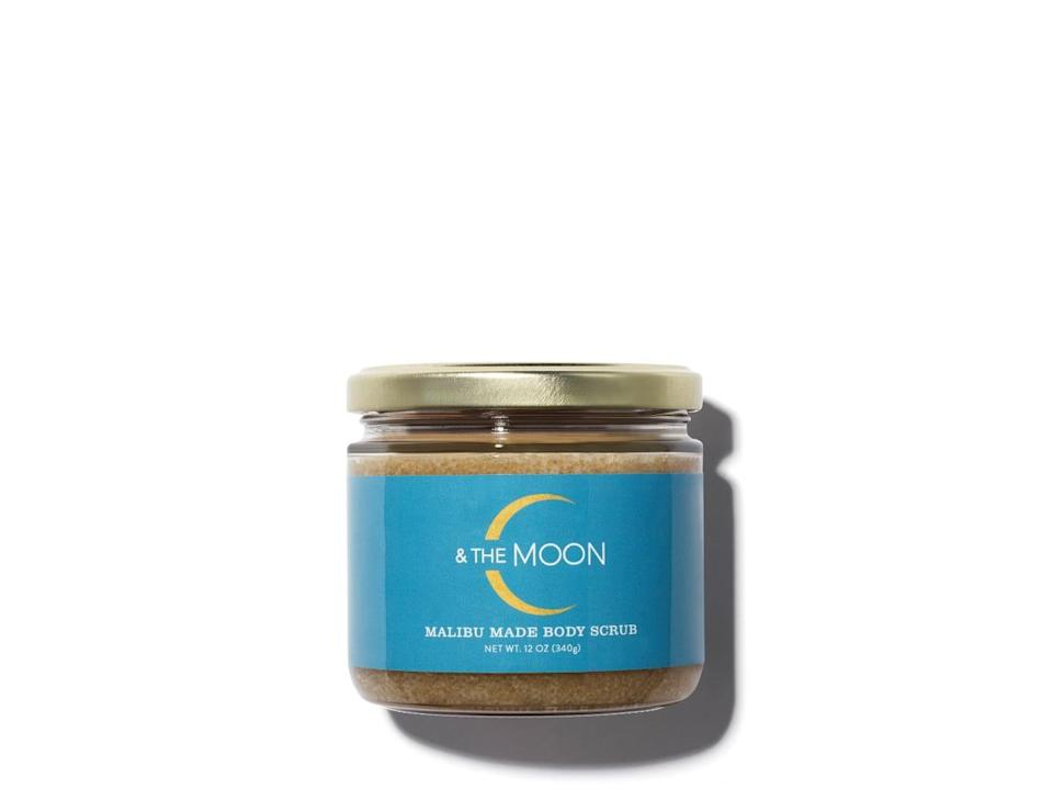 <p>This <span>C &amp; The Moon Malibu Made Body Scrub</span> ($64) is a real treat. It smells like a cupcake, and leaves your skin softer than you could possibly imagine, even without moisturizer.</p>